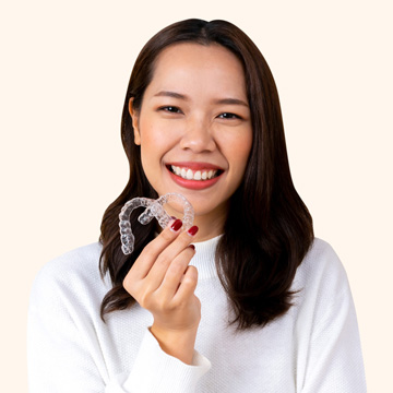 dealing with discomfort from invisalign