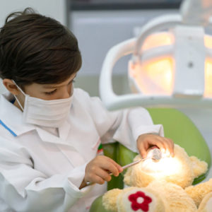 what to do if child is scared of the dentist