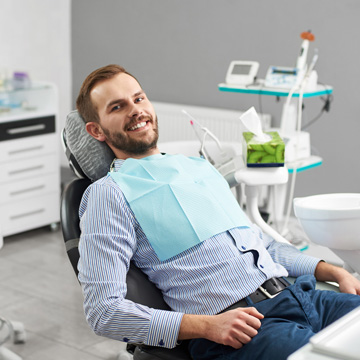 dental cleanings are not a gimmick